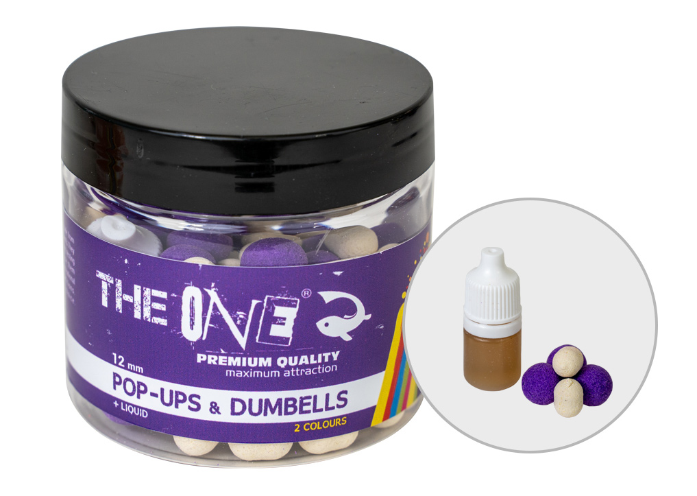 The One Pop-Up Dumbells