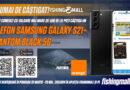 Cumperi si castigi un telefon Samsung Galaxy S21+