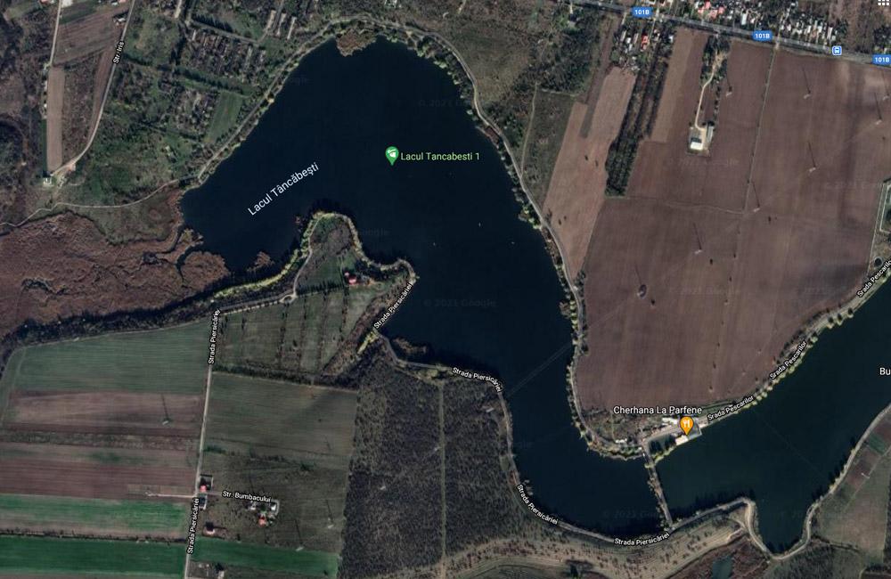 Lacurile Tancabesti