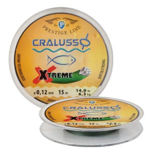 FIR TEXTIL CRALUSSO (15M) 0,10MM - 33908010