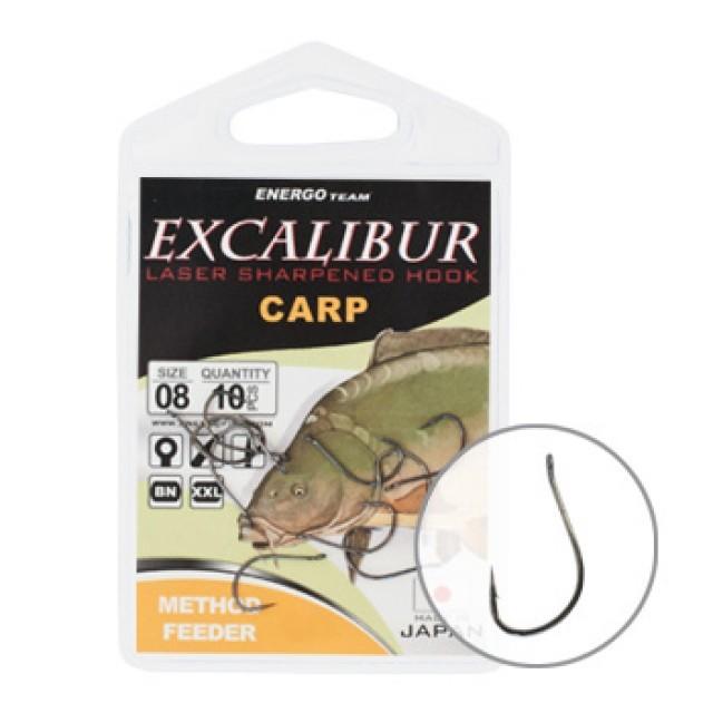 Carlige Excalibur Carp Methodfeeder Nr.8 - 47065008