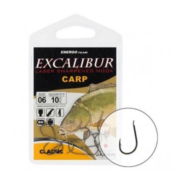 CARLIGE EXCALIBUR CARP CLASSIC NS NR 4 - 47020004