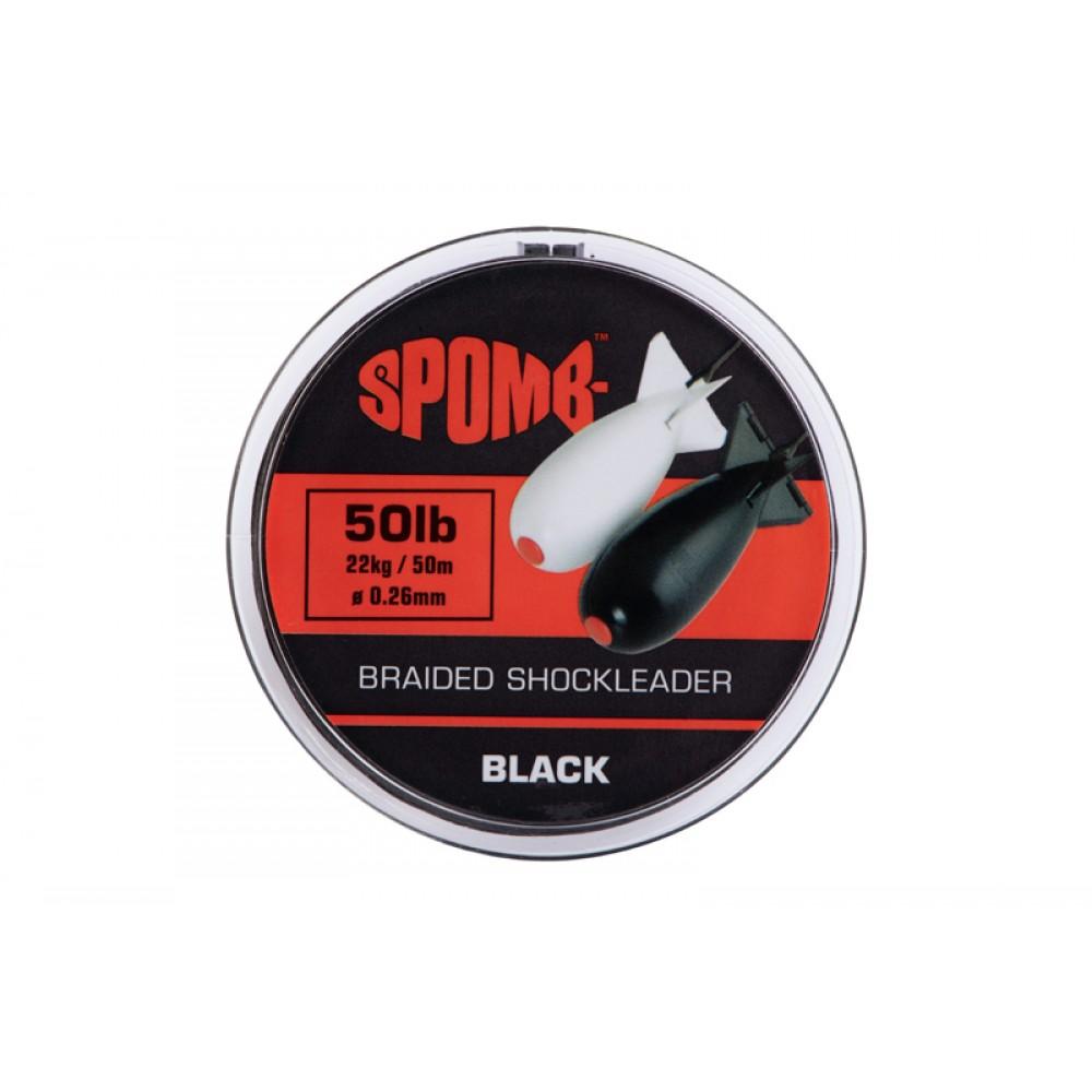 FIR INAINTAS SPOMB BRAIDED LEADER 22KG/50LB - DBL002