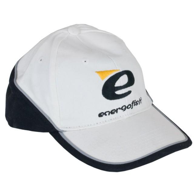 Sapca Energofish Alb/Negru - 74000015