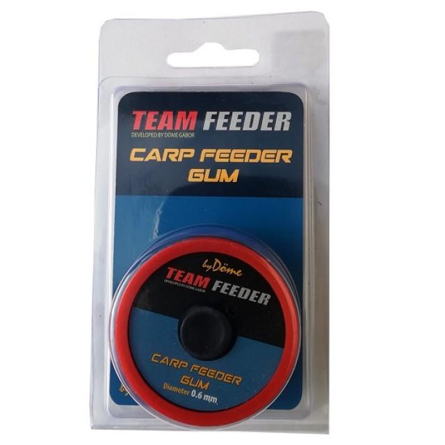 ELASTIC HALDORADO CARP FEEDER GUM 0,8mm / 10m - 3303-080