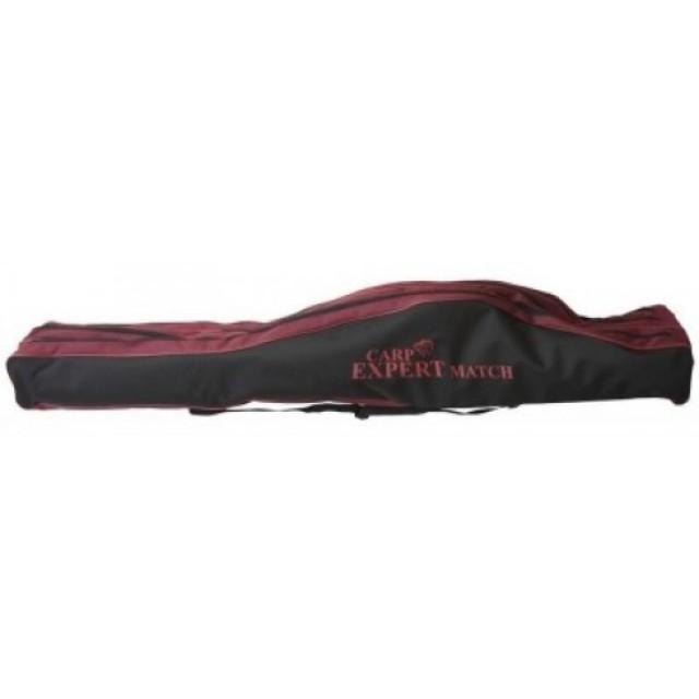 Husa Lansete Carp Expert Match 3 comparimente 140c - 73135140