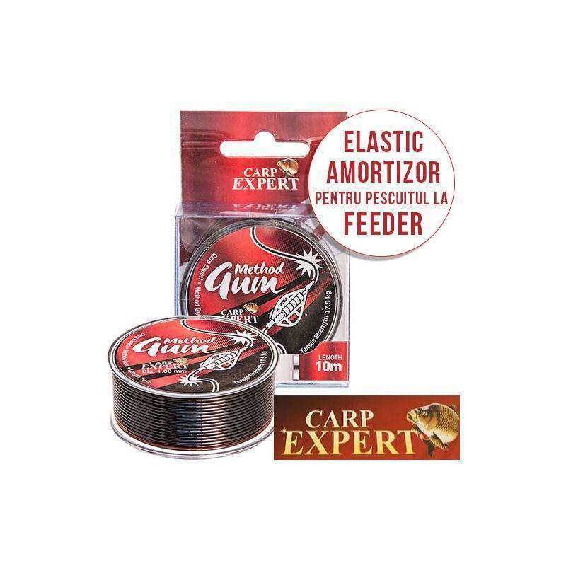 ELASTIC Carp Expert METHOD GUM 0,80MM MARO - 31600085