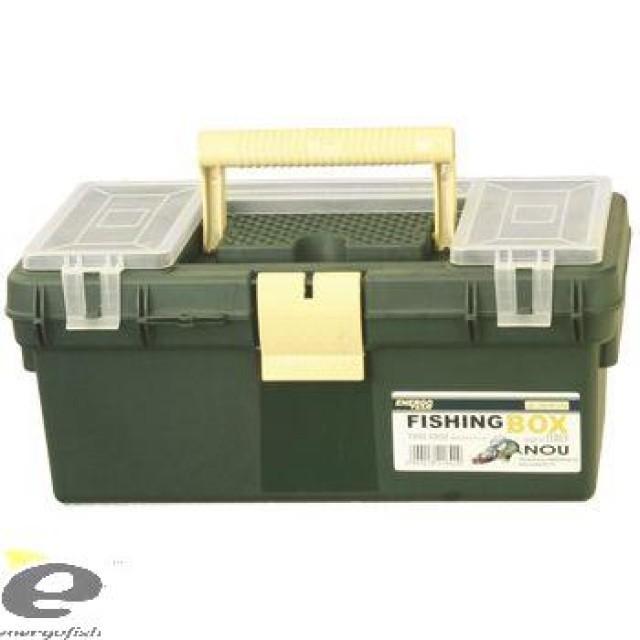 Valigeta Energo Team Fishing Box Spinning Kid T - 75076310