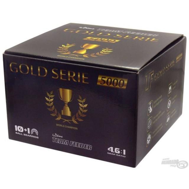 MULINETA BY DOME TEAM FEEDER GOLD SERIE 6000 - 2522-116
