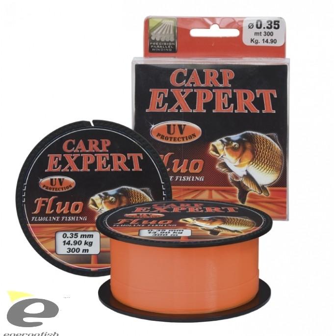 Fir Carp Expert UV Fluo-Orange 0,40mm 300m - 30114040