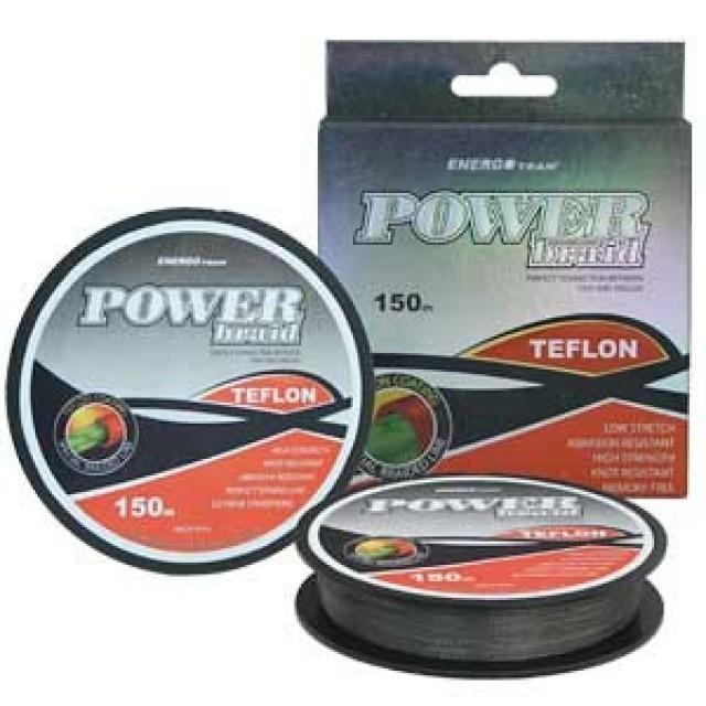 Fir EnergoTeam Power Braid Teflon 0,20mm - 30900020