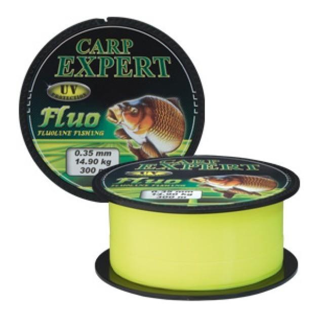 Fir Carp Expert UV Fluo 0,25mm 300m - 30120025