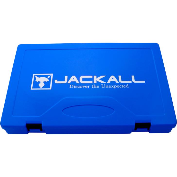 CUTIE JACKALL 2800D TACKLE M BLUE - A4.JA.807196955