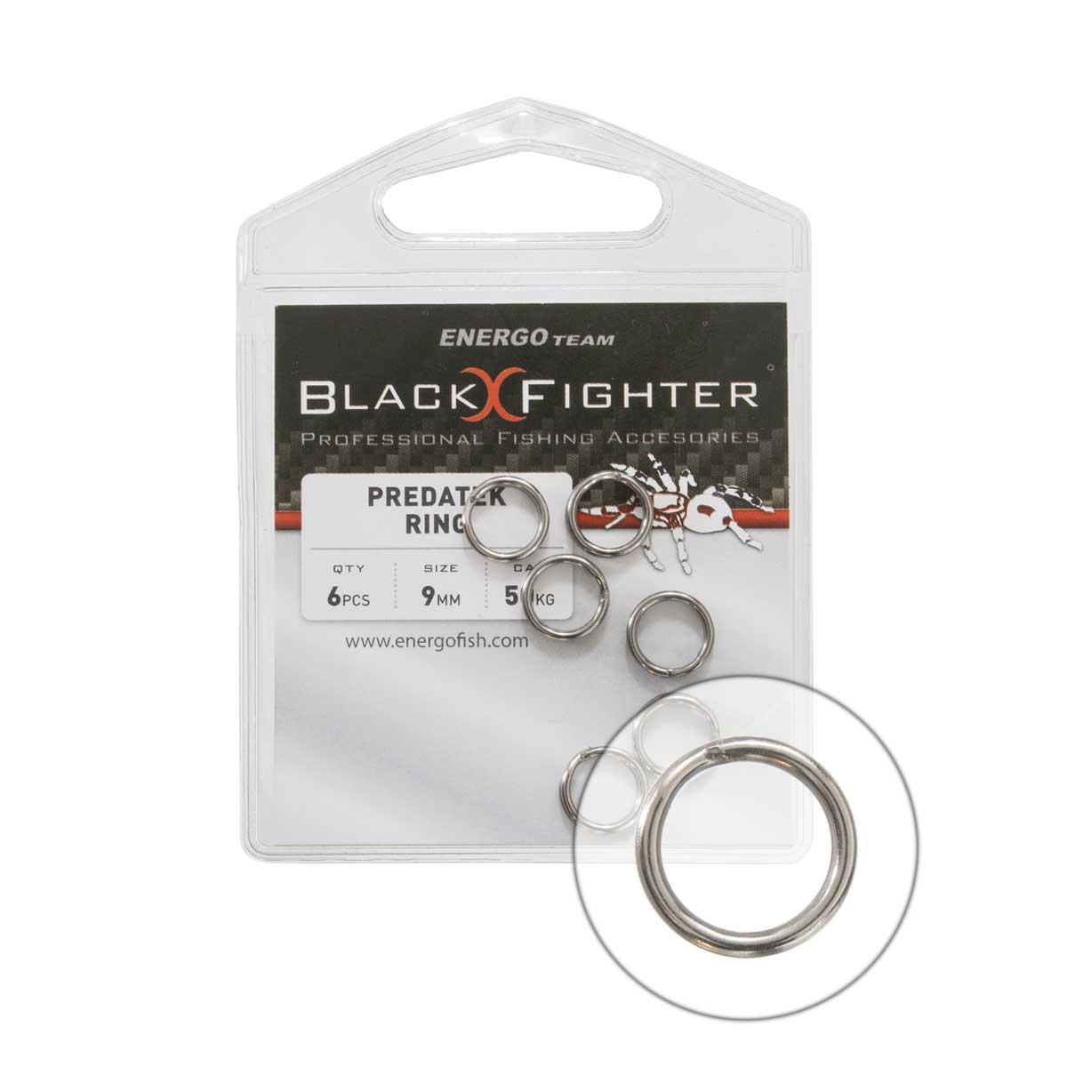 INELE DESPICATE BLACK FIGHTER PREDATEK 5 9MM 50KG - 82061105