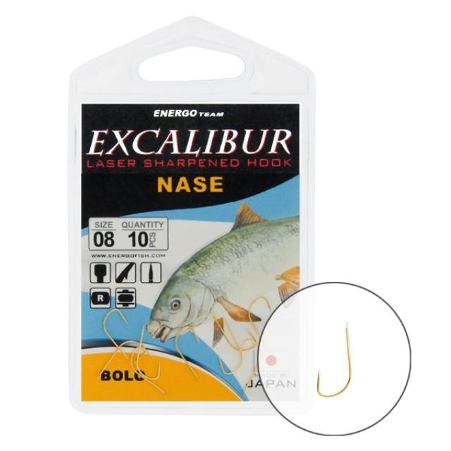 CARLIGE EXCALIBUR NASE BOLO GOLD NR 10 - 47035010